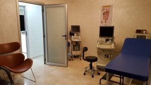 salle Echographie abdominale: Hépato-bilio-pancréatique